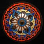 Mandala Peixes | Fish Mandala